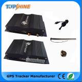 Nieuwe Geavanceerde GPS Communicatie van het Systeem Bidirectionele Auto/Vrachtwagen 5 GPS van de Kaart SIM Drijver Vt1000