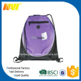420d Nylon Sport Drawstring Backpack