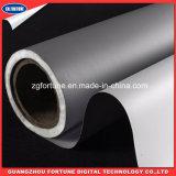 Impressão de material de publicidade exterior White Gray Matte Flex Banner