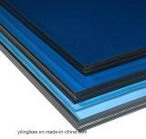 لون لوّن يرقّق [سغب] زجاج لأنّ بناية شرفة سقف ستار