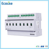 8-Channel do Eib/Knx que iluminam o controlador