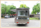 Ys-Fv450e Multifunction Catering Truck Mobile Food Car à vendre