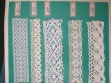 Tipo del telar del cordón del hilo de algodón nuevo