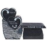Gedenktekens van de Bank van de Crematie van het Graniet van Bahama de Blauwe
