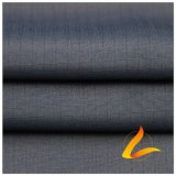 agua de 75D 320t y de la ropa de deportes tela tejida chaqueta al aire libre Viento-Resistente 100% del poliester del telar jacquar del Artificial-Algodón abajo (Y003)