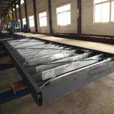 低価格の高い標準品質の鉄骨構造の製造