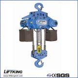 Un tipo piccola gru Chain elettrica di 1 T Kito