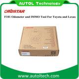Регулировка одометра Obdstar F101 инструмента возврата IMMO для Тойота и для обломока g поддержки Lexus