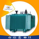 o IEC 800kVA aprovou transformadores imergidos da manutenção petróleo livre