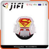 Elektrische Autoped van het Saldo van Unicycle van het Ontwerp van de superman de Slimme Zelf