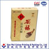 La Cina ha riciclato le caselle di carta, fornitori riciclati delle caselle di carta