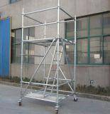 건축을%s 비계가 승인된 안전한 세륨 SGS에 의하여 직류 전기를 통했다