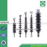Типы подгонянные изоляторы столба изоляторов Pin Fxbw-33/70