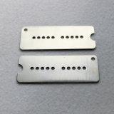 De Zilveren Grondplaat van het Nikkel van de Delen van de gitaar voor P90 de Bestelwagen van de Gitaar