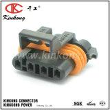 자동차 부속 4 Pin 여성 방수 자동 전기 연결관