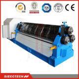 Механически и гидровлическая металлопластинчатая машина завальцовки завальцовки Machine/W11 6X2500