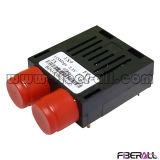 1X9 si raddoppiano ricetrasmettitore ottico MP 1310nm 155m FC 40km della fibra