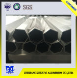 Vinte e seis perfis a do alumínio