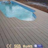 Bester verkaufender beständiger festes Holz-UVbodenbelag der Sicherheits-WPC für Garten