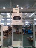 PLCのコンベヤーベルトが付いている白い腎臓豆のパッキング機械