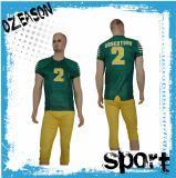 Driの適当で安いブランクアメリカン・フットボールのトレーニングのジャージのズボン(AF023)