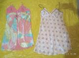 Платье пижам Eco Secondhand возмужалого сексуального Nightgown Silk