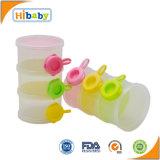 El almacenaje cómodo de la leche de la fórmula de las mercancías del bebé puede envase de la leche materna