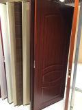 Ontwerp van de Deur van de Badkamers van de melamine het Decoratieve