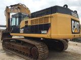 2012年によって使用される猫345Dのクローラー掘削機、幼虫のクローラー掘削機345D