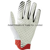 赤く新しいデザイン手袋(MAG65)を競争させるクロス・カントリーのスポーツのモトクロス