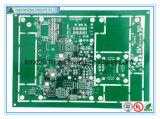 Kundenspezifische grüne Lötmittel-Schablone mehrschichtige Pb-Freie HASL gedruckte Schaltkarte