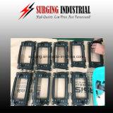 Protótipos transparentes personalizados do troféu da produção de baixo volume fazer à máquina do CNC