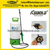 Koboldの新しい8L電池式のナップザック電池のスプレーヤー