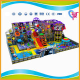 Apparatuur van de Speelplaats van de Kinderen van het Thema van het Kasteel van Ce de Veilige Binnen voor Verkoop (a-15362)