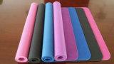 Estera de la yoga del ejercicio y estera de Pilates