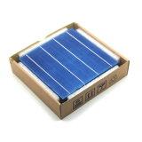 célula solar policristalina Photovoltaic do silicone de 4.5W 156mm