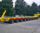 100-200 toneladas de acoplado modular hidráulico del árbol multi resistente