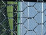 Überzogene sechseckige Maschendraht-Filetarbeit mit konkurrenzfähigem Preis