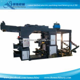 Rollo de papel Máquina de impresión flexográfica Uso de transmisión del cinturón