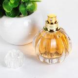 女性のための金のひだポンプ結め換え品の香水瓶のスプレーヤーポンプ