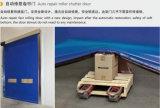 Дверь завальцовки энергосберегающего Собственн-Спасения PVC High Speed автоматического быстро
