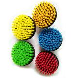 Приложение сверла Scrubbing щетки силы для ливней чистки, ушатов, ванных комнат, плитки, Grout, ковра, автошин, шлюпки (жесткие)
