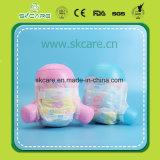 使い捨て可能卸売のための赤ん坊のおむつの赤ん坊のおむつのFDAの布のおむつを甘やかしなさい