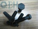 Parafusos hexagonais DIN931 Calss / Grade 12.9 Black, Fastener, Hardware