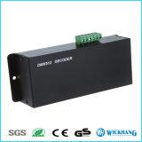 RGB 5050 LEDの滑走路端燈のためのDC 12V-24V 4CH RGBW DMX 512のデコーダーLED制御