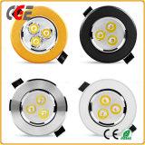 Luz LED mais popular do ponto do diodo emissor de luz