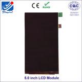 5 polegadas Fwvga Mipi interface tela LCD