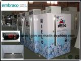 Escaninho de armazenamento empacotado do gelo para o Vending