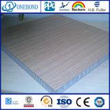 Onebond HPL 알루미늄 벌집 위원회