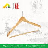 Bamboo вешалка одежд с анти- крюком похищения (BSH200)
